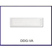 grilles double déflexion et diffuseur d'air