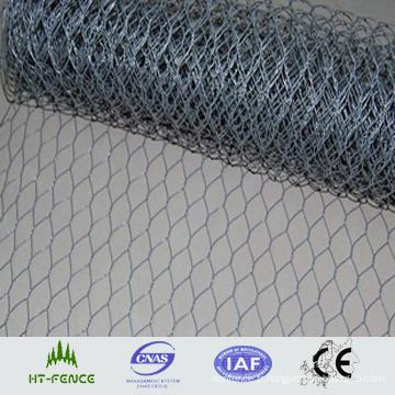 Filetage en fil hexagonal galvanisé (HT-G-002)
