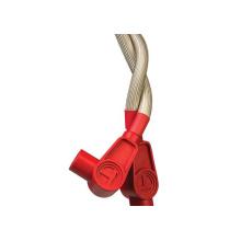 Geflochtene Edelstahlhülse für Kabelschutz