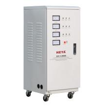 SVC-3 TNS 15K 20K 30KVA Three Phase Servo Carbon Brush Type Generator Automatic Voltage Regulator Stabilizers