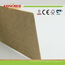 Hardboard Fiberboard Factory Manufacturer Prices