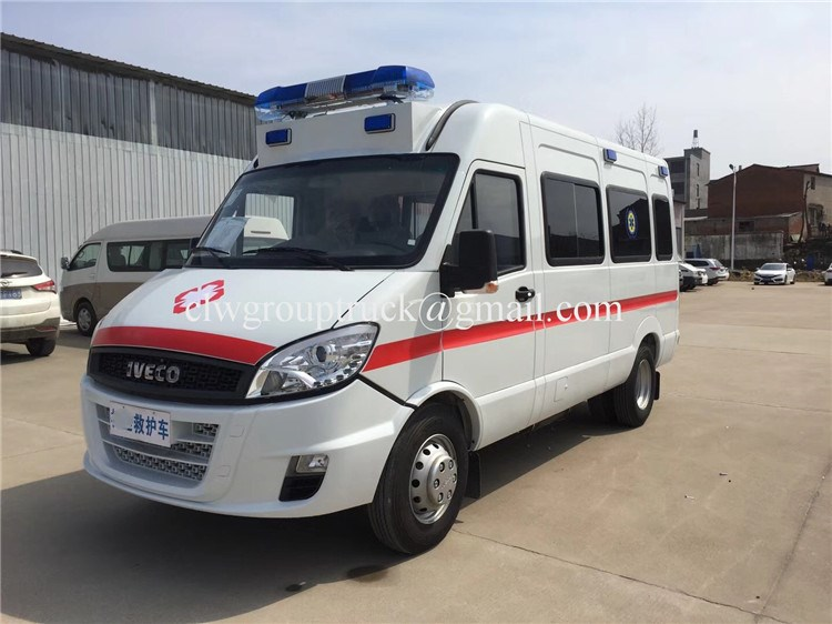 Rescue Ambulance Car2