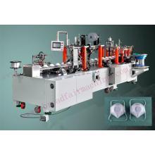 Halbautomatische becherförmige Maskenherstellungsmaschine