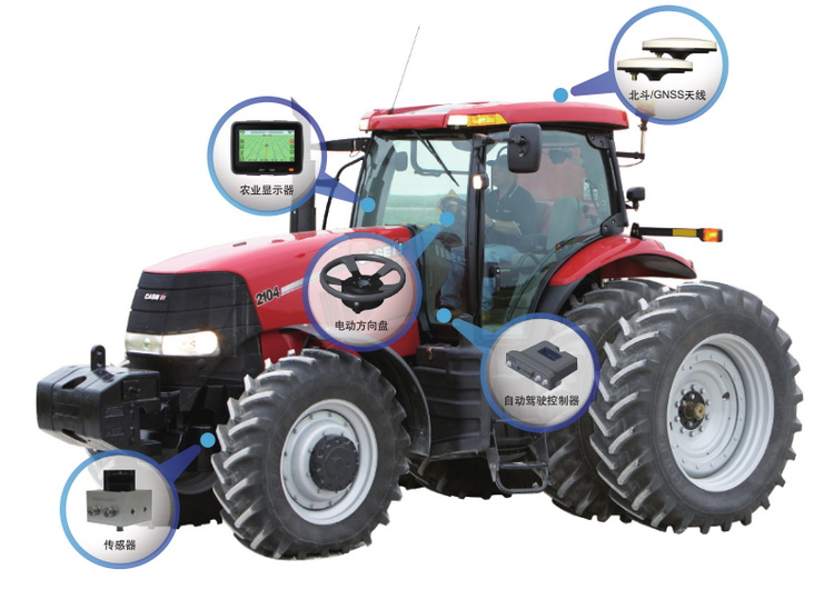 Agricultural Autosteering System