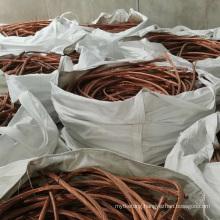 High Quality Copper Wire Scrap 99.95%-99.99%