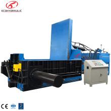 Compactador de perfil de aluminio de chatarra de metal de desecho hidráulico