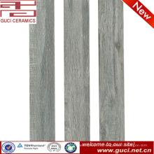 производитель Китай 150X900 деревенского фарфора деревянная выглядеть плитка в кофр магазин