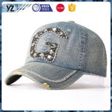 Новая оригинальность складной ковбойской шляпы с сумкой из фарфора