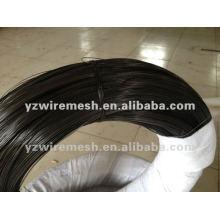 Usine de fil de fer noir