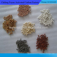 caremisite filter material,wastewater treatment material,wastewater filter material manufacture