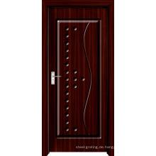 PVC-Holztür für Küche oder Badezimmer (pd-003)