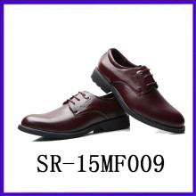 Cool men formal shoes business shoes lace up shoes