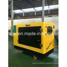 China Supplier 10kVA Single Phase Perkins Diesel Generator Set Price