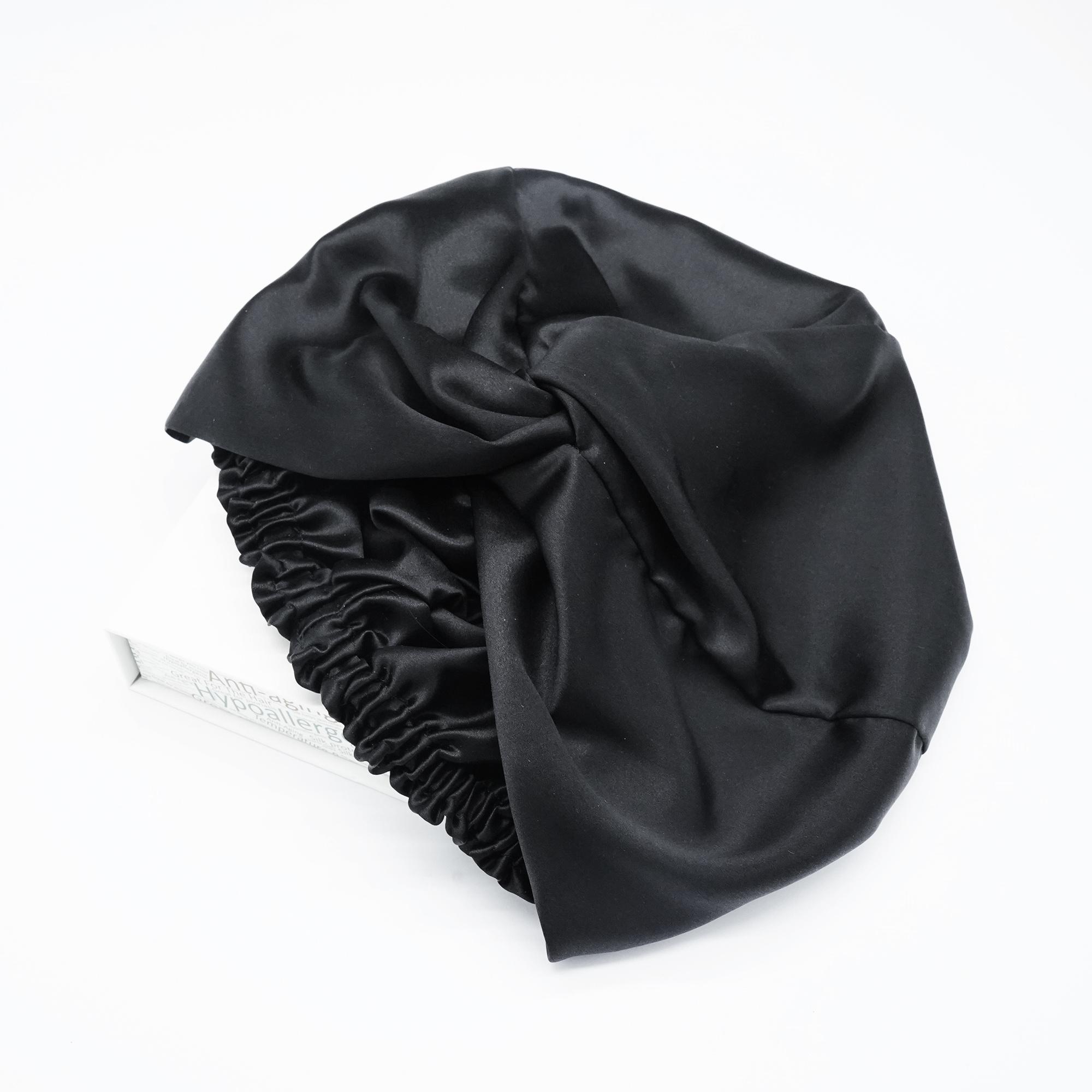 Silk Bonnet for Sleeping