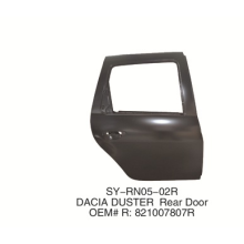 Dacia Duster Rear Door (um par)