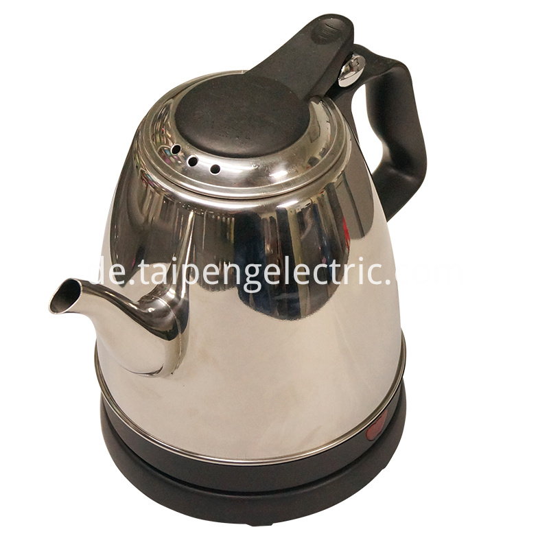 Electric S/S kettles