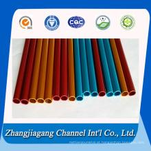 6061/6063 T5 anodizado tubos/tubos de alumínio