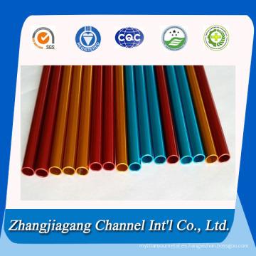 6061/6063 T5 anodizado tubo/tubos de aluminio