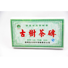 natural tea leaf good quality chinese yunnan puer tea