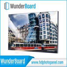 Metal Photo Frame para painéis de foto de alumínio Wunderboard HD