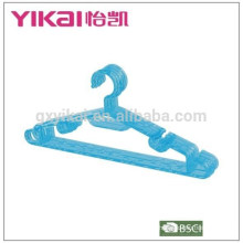 2015 shinning lastic trousers/shirt/belt/tie clothes hanger