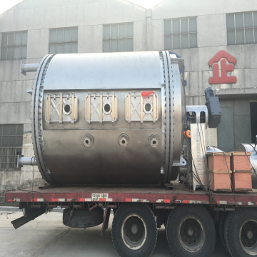 Continual NORMAL Plate Vacuum Transfer Dryer