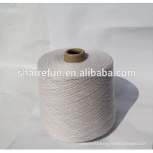 factory wholesale 26NM/2 woolen 90% wool 10% cashmere yarn for knitting