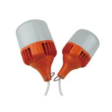 IP54 220v water proof die-casting aluminum housing LED pendant lamp T100/T120 for industrial lighting bulb 30w/40w