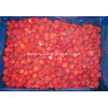 IQF Freezing Organic Strawberry in Good Quality