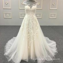 Latest Bridal Gowns Custom Made Wedding Dress 2018