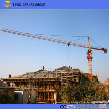 Chinese 10 Ton Tower Crane of Construction Equipment Manufacturer