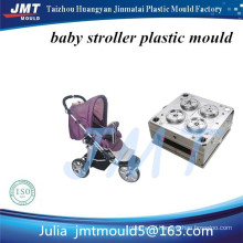 OEM baby stroller for baby sitting and lying comfortable plastic mold factory
