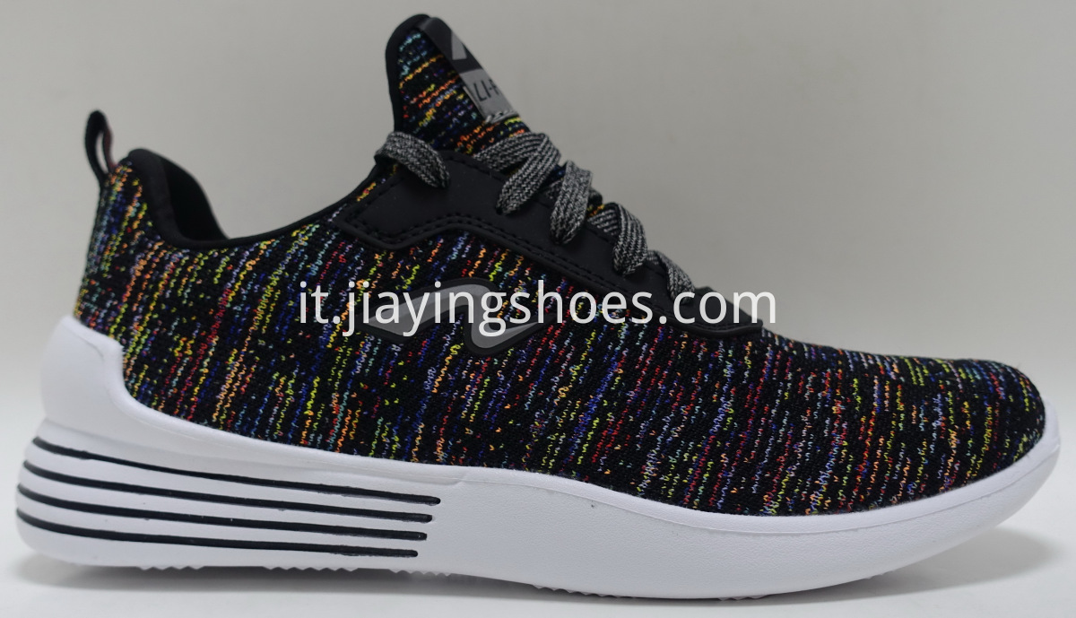 New Fashion Flyknit Mesh Sport Shoes