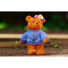 Christmas Gifts Crochet Knitting Doll