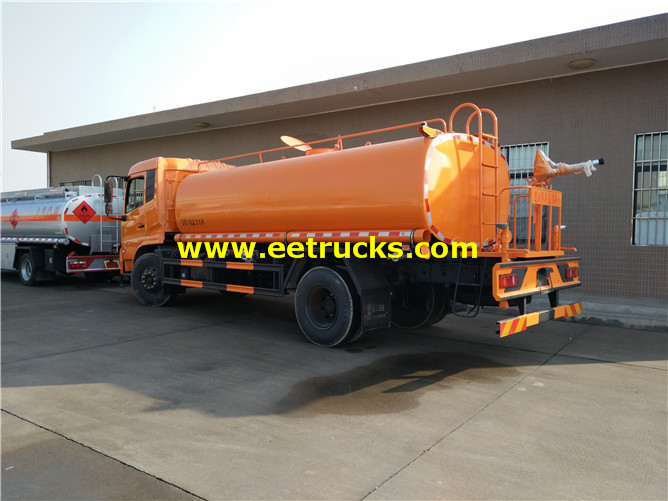 11000 Litres Road Water Tank Trucks