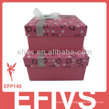 Caixas de embalagem doce jóias criativas para atacado