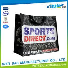 Zipper sacos de bloqueio amostra do produto de anúncio