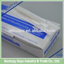 Wattestäbchen gewebt Stick von CE ISO genehmigt