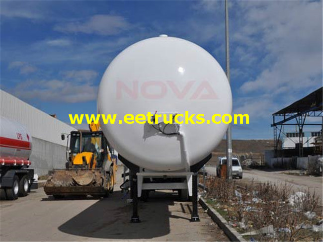 25ton LPG Semi-trailer Tanks