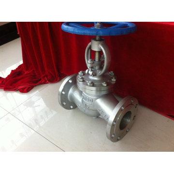 Нержавеющая сталь 304/316 клапан с фланцем конец