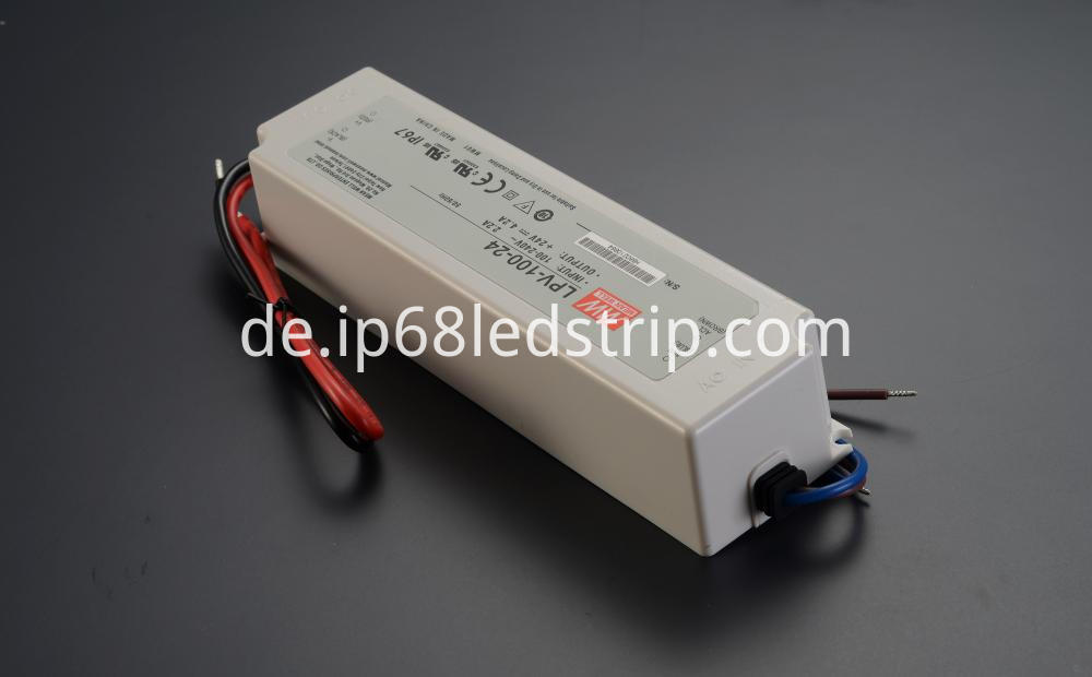 waterproof driver lpv 100w