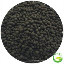 Fertilizante de ácido húmico granular negro Qingdao Future Group