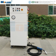 Automatic Cleaning Welding Fume Extractor with Welding Gun
