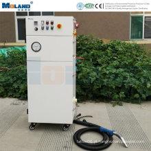 Extrator de fumaça de soldagem de limpeza automática com pistola de soldagem