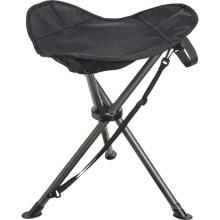 Peso ligero barato pesca acero Camping al aire libre plegable silla taburete Portable