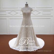 2017 newest design of luxury heavy beading mermaid wedding dress for women bridal