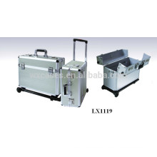 strong&portable aluminum luggage trolley wholesale from China factory