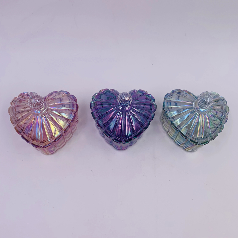 Wholesale Ion Effect New Color Heart Shaped 4