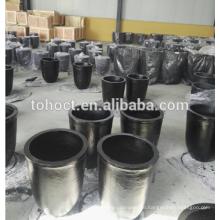 Abriebsfestigkeit bei hohen Temperaturen Siliziumkarbid SIC Keramiktiegel
