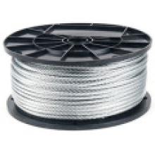 Fonte de Fábrica 301 304 316 316L Fio de Aço Inoxidável